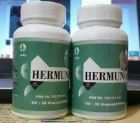 ORI 100% obat pembasmi parasit dlm tubuh HERMUNO asli, ampuh dan cepat RECOMENDED