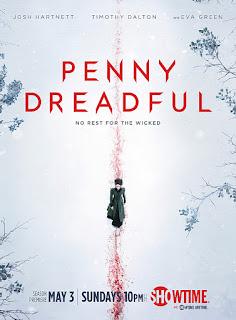 How Many Seasons In Penny Dreadful?