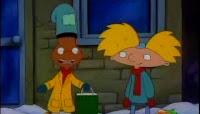 Oye Arnold - La Navidad De Arnold (Temporada 2 Capítulo 2)
