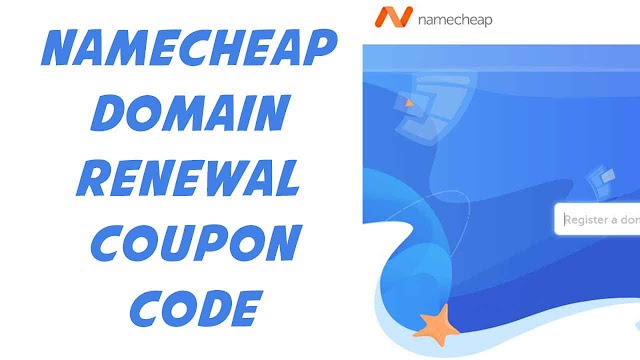 NameCheap Domain - Hosting Renewal Coupon in September 2021
