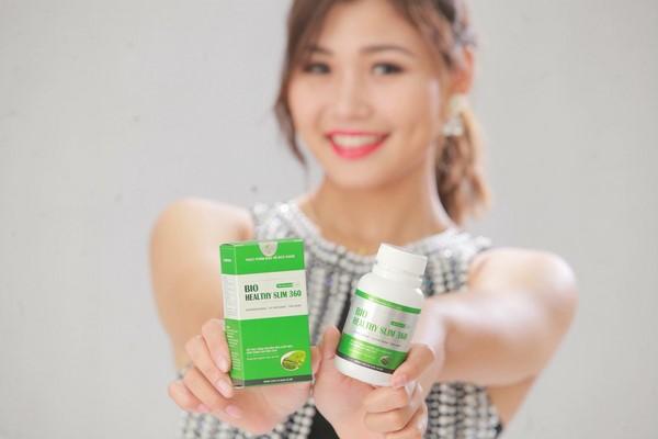 Bio Healty Slim 360 Thuốc Giảm Cân Sinh Học đầu tiên tại Việt Nam và Châu Á