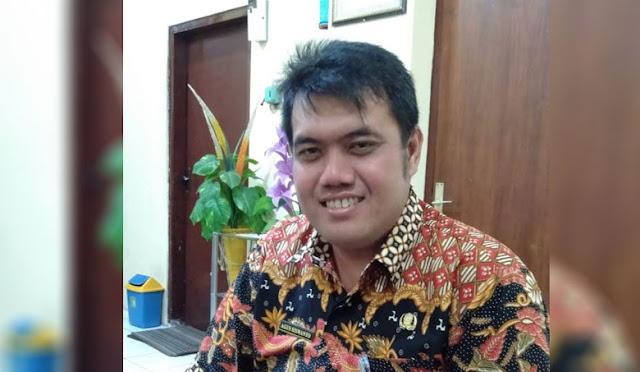 Plt Kabid Bidang Bina Marga DPUTR Lumajang Agus Siswanto
