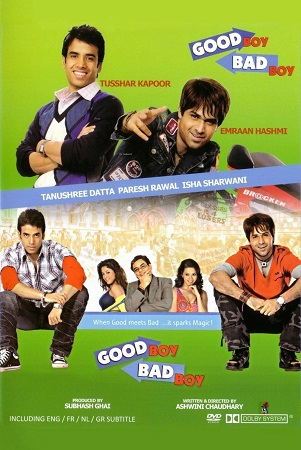 Poster Of Good Boy Bad Boy 2007 Hindi 720p HDRip Free Download Watch Online