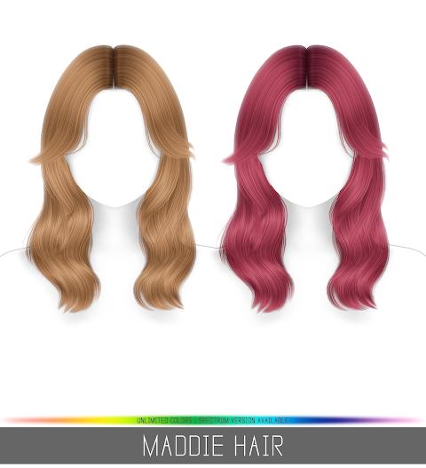 MADDIE HAIR (PATREON)