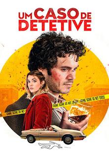 Capa filme Um Caso de Detetive Grátis