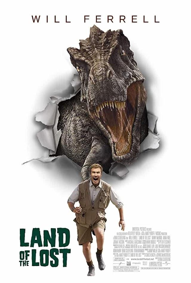 Land of the Lost 2009 x264 720p Esub BluRay Dual Audio English Hindi GOPI SAHI