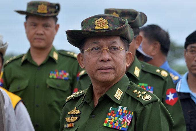 Sepak Terjang Jendral Min Aung Hlaing, Aktor Utama Kudeta Myanmar dan Pembantai Muslim Rohingya