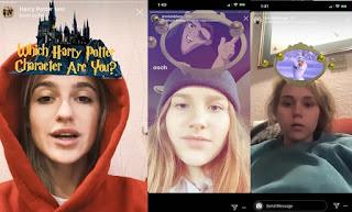 Cara Menggunakan Filter Efek Disney di Instagram Story