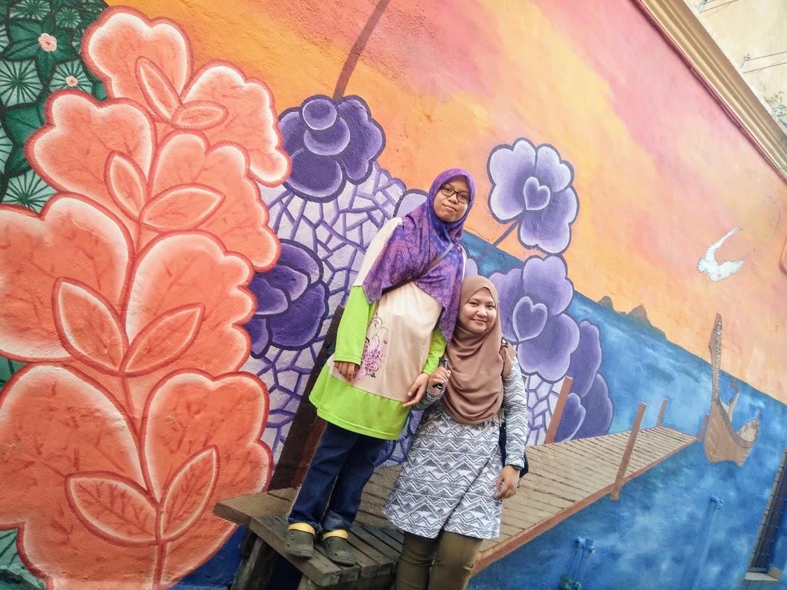 Tempat menarik di Kuala Terengganu | Payang Memory Lane Chinatown, Kuala Terengganu
