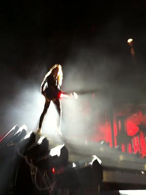 Madonnas konsert slutsald