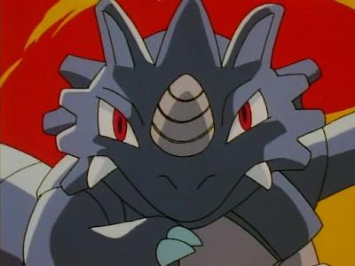 Pokémon Rhydon