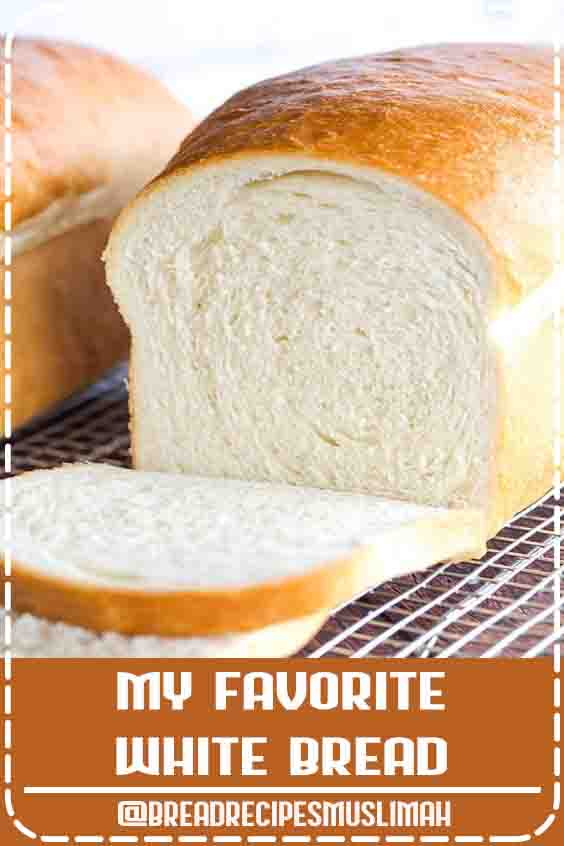 This is a classic White Bread Recipe, and so easy! The loaves bake up incredibly tall, soft and fluffy... the perfect white bread! #browneyedbaker #bread #homemadebread #breadrecipe #recipe #whitebread #yeastbaking via @browneyedbaker  #Bread #Recipes #homemade #white