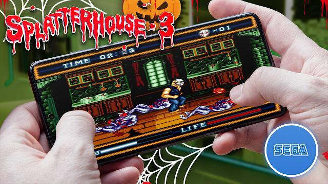 Splatterhouse 3 Para Teléfonos Android