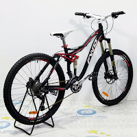 26 forward alexius an30 dual suspension MTB