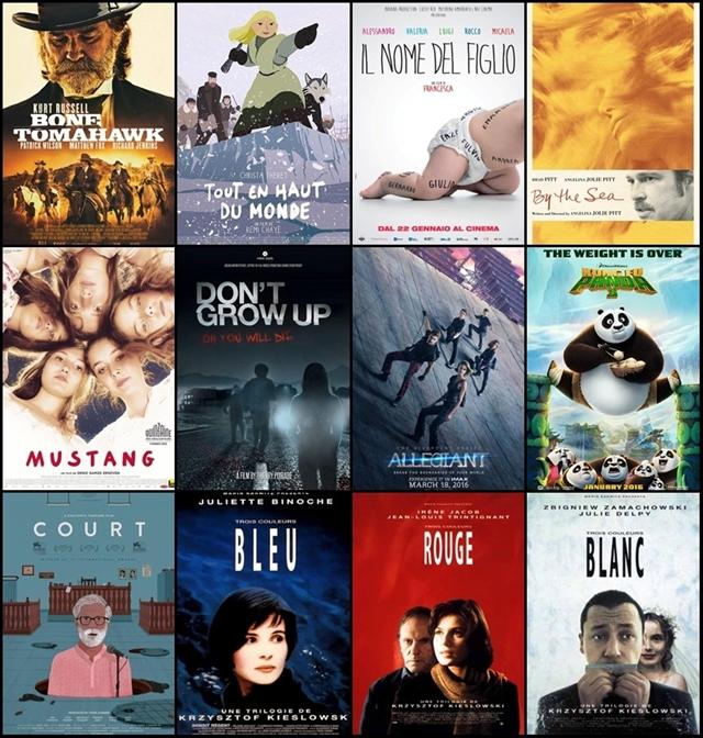 Estrenos, cines, marzo 2016