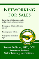 Networking for Sales book cover