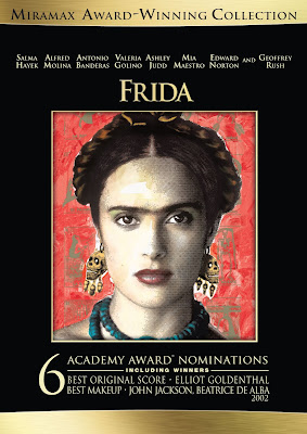 Frida [2002] [DVD R2] [Latino]