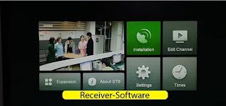 Gx6605s Hw203.00.001 New Receiver Software With Green Theme
