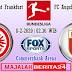 Prediksi Eintracht Frankfurt vs Augsburg — 8 Februari 2020