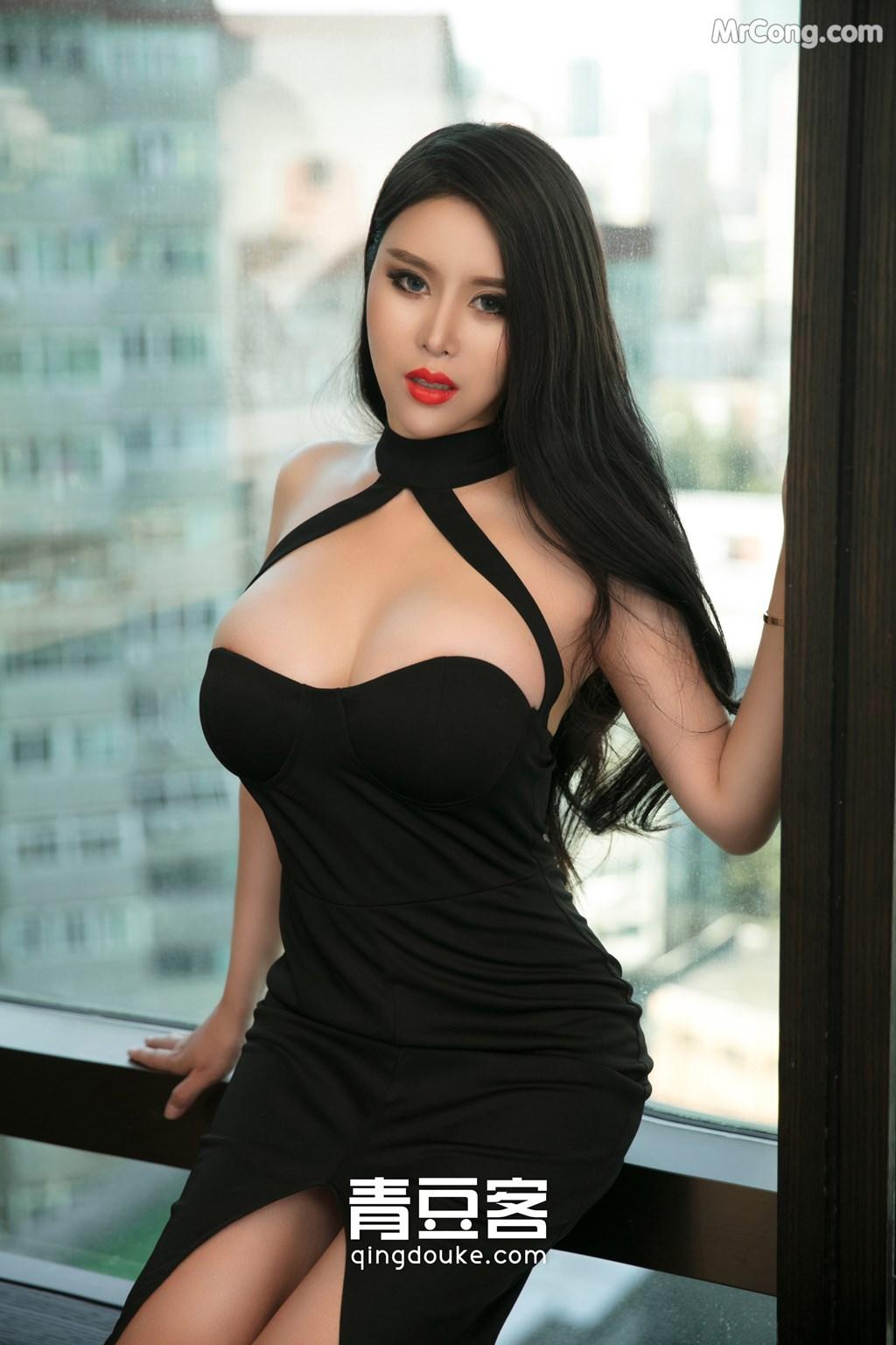 Image QingDouKe-2017-11-05-Ke-Rui-Na-MrCong.com-011 in post QingDouKe 2017-11-05: Người mẫu Ke Rui Na (可蕊娜) (48 ảnh)