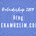 Kaleidoskop 2019 Blog Dekamuslim (dan Medsosnya)