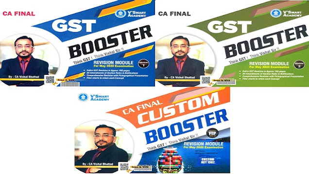 Download CA Final IDT Booster by CA Vishal Bhattad