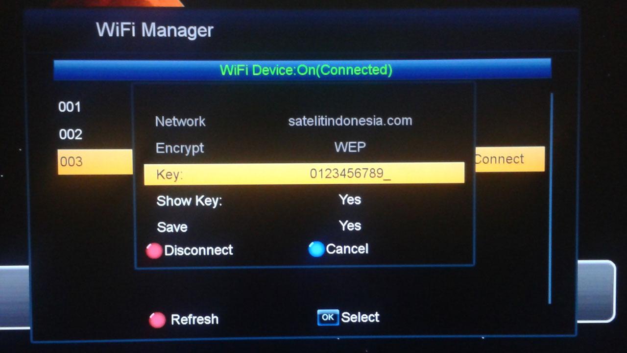 Cara Setting Wifi Skybox A1 Dengan Mudah