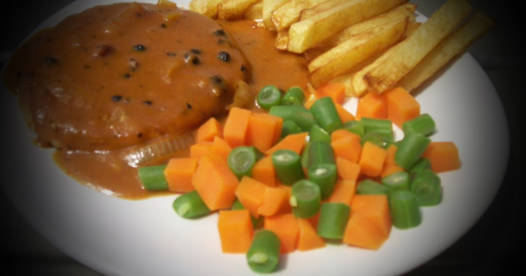 Steak+Tahu Tempe