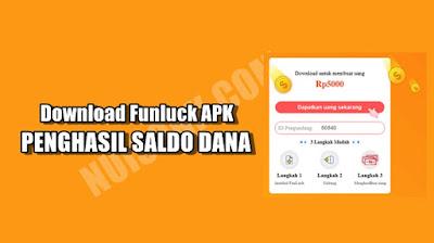 Fun Luck Apk Download, Game Penghasil Saldo DANA