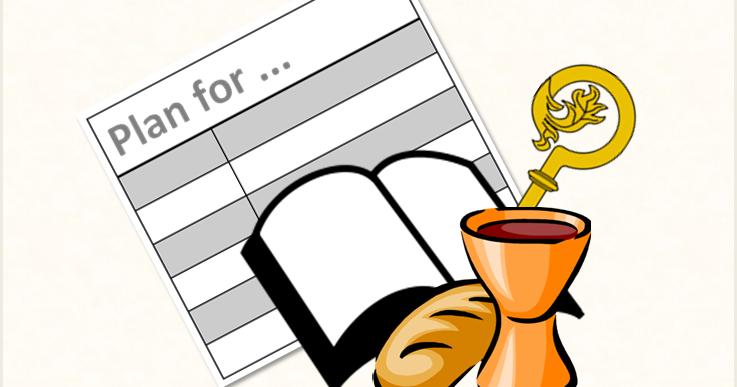 LiturgyTools net: Roman Catholic Mass Planning Template