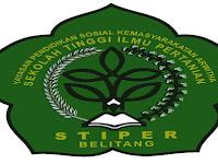PENDAFTARAN MAHASISWA BARU (STIPER BELITANG) 2021-2022