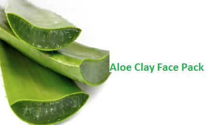 Aloe Clay Face Pack