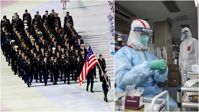 Αξιωματούχος του Κινεζικού ΥΠΕΞ σπέρνει σάλο: «Οι Αμερικανοί έφεραν τον κορωνοϊό»
