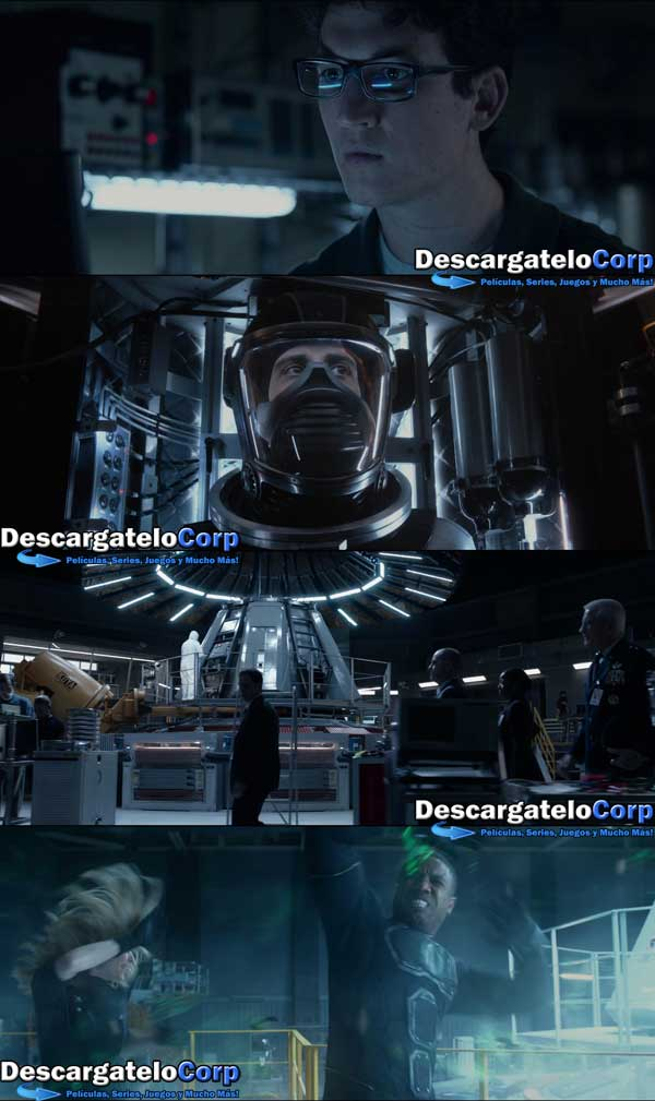 Fantastic Four HD 720p Latino