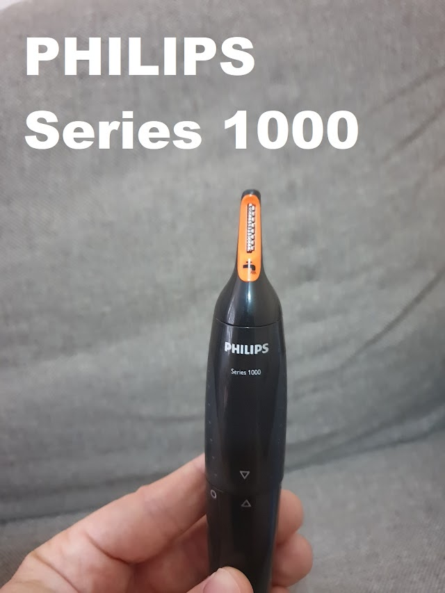Philips Series 1000 trimmer - consumer review