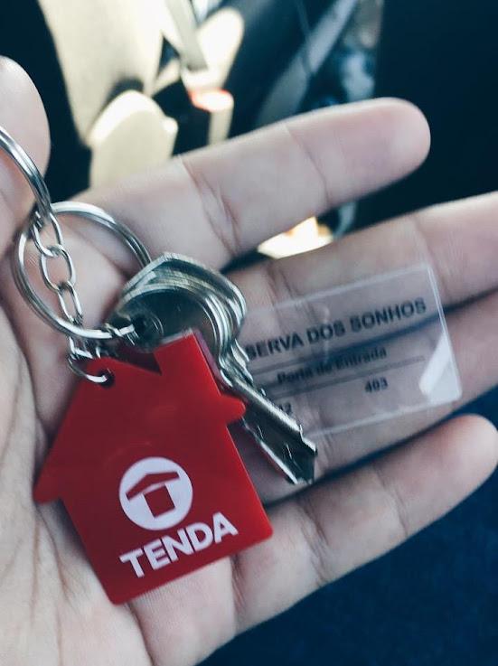 chaves da casa própria