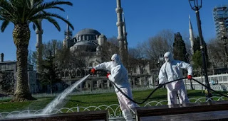 كورونا.. حصيلة جديدة للوفيات والإصابات اليوم في تركيا