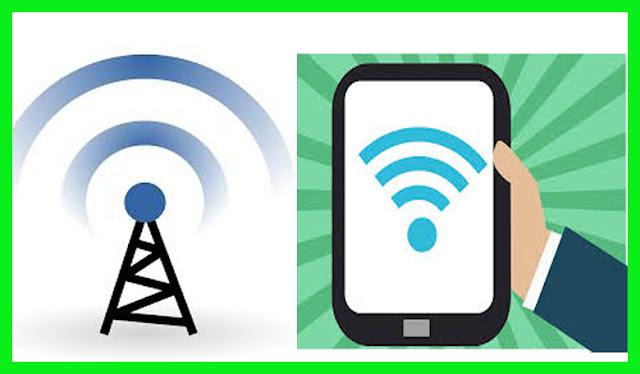 create mobile WiFi Hotspot