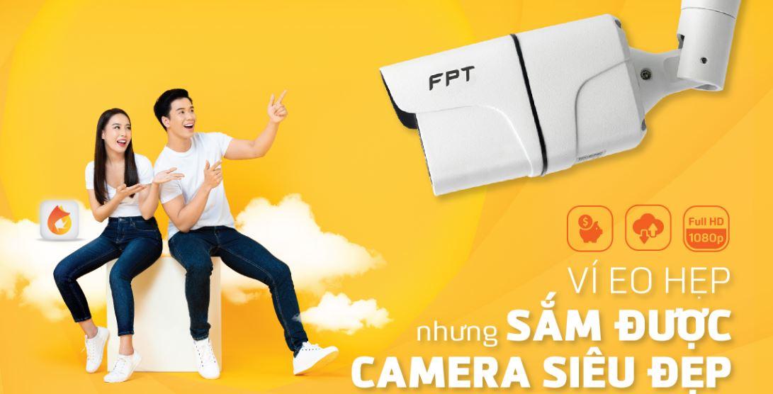 Khuyến mãi đặt mua FPT Camera tháng 9-2021