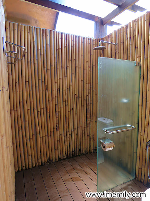 Bathroom at The Gemalai Village