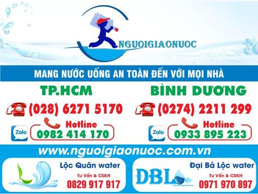nguoigiaonuoc- Hệ thống dịch vụ giao nước uống