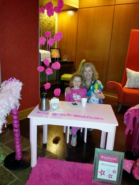 The Pink Experience at the Renaissance  SouthPark Hotel