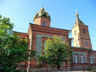 Браїлів. Москалівка. Церква Іоана Богослова