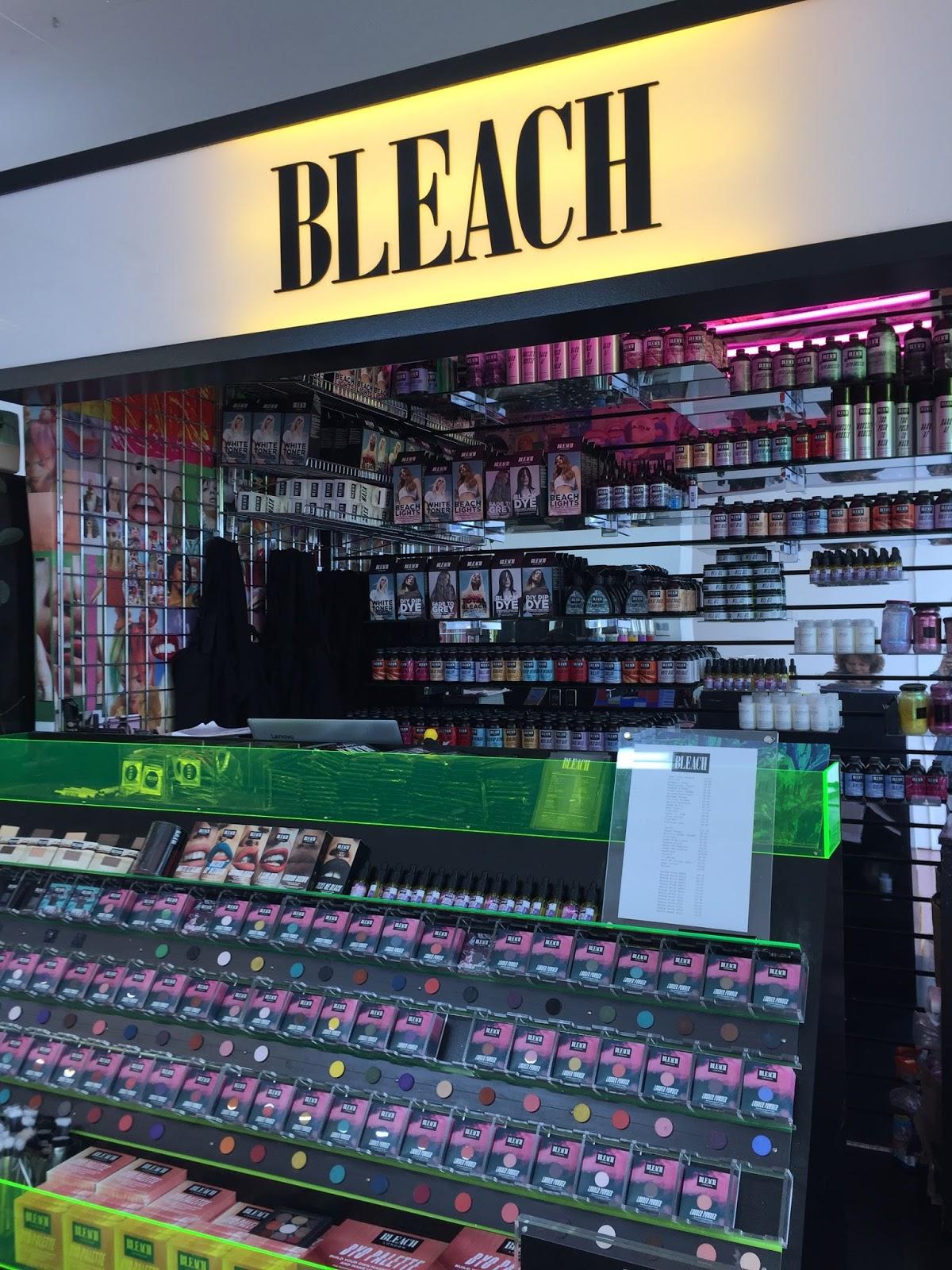 Bleach Berwick street