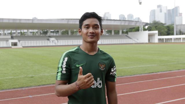 Gelandang Bali United Tak Kesulitan Adaptasi di China
