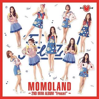 MOMOLAND – Freeze Albümü