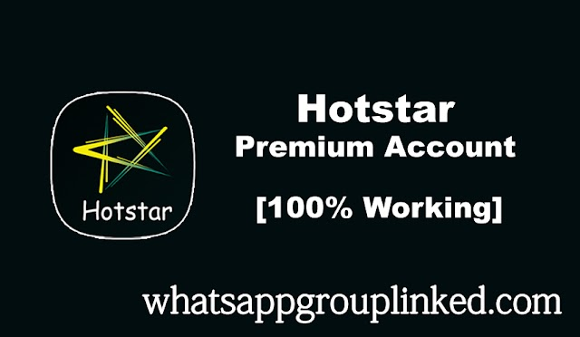 [1000+ Email & Password] Hotstar VIP Subscription Free Account & Password