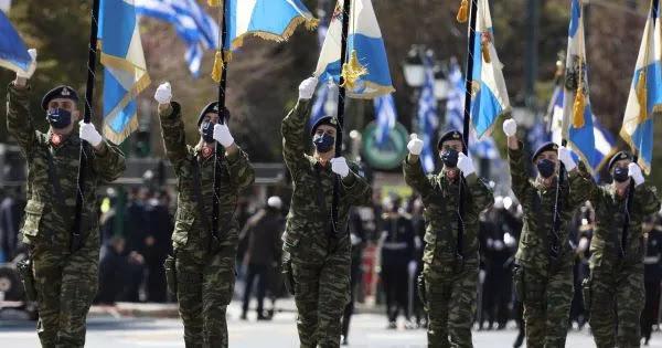 Ελληνόφωνοι μεσώ Παγώνη απαγόρευσαν παρέλαση  της 28η Οκτωβρίου - Παρελάσεις ΜΟΝΟ για αυτούς και τα  μιάσματα τους