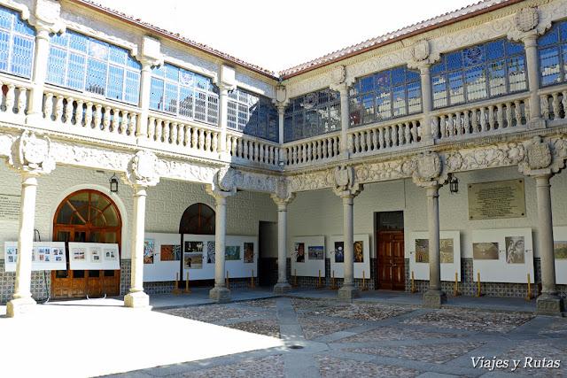 Mansion de los Polentinos de Avila