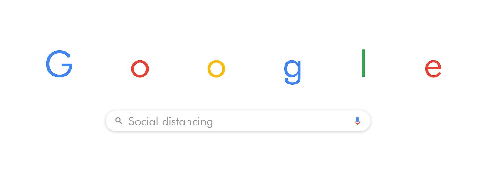 Questo Google Doodle può servire a molti in epoca Coronavirus